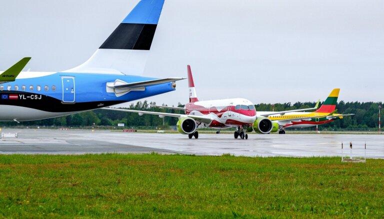airBaltic анонсировала новые прямые рейсы из Таллина и Вильнюса