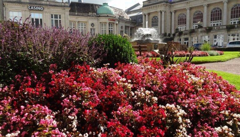 Vieta, kur radās kazino un veselības tūrisms – Spa pilsēta Beļģijā