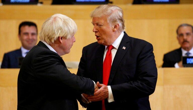 Трамп вмешался в британскую политику накануне парламентских выборов