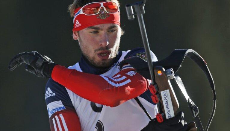 Ведущий российский биатлонист Шипулин объявил о завершении спортивной карьеры