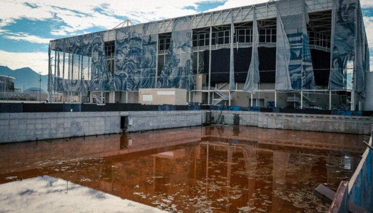 Foto: Tā pagājusi Rio olimpiskā godība