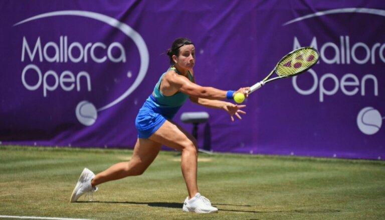 Латвийская теннисистка поднялась на рекордное 16-е место в рейтинге WTA
