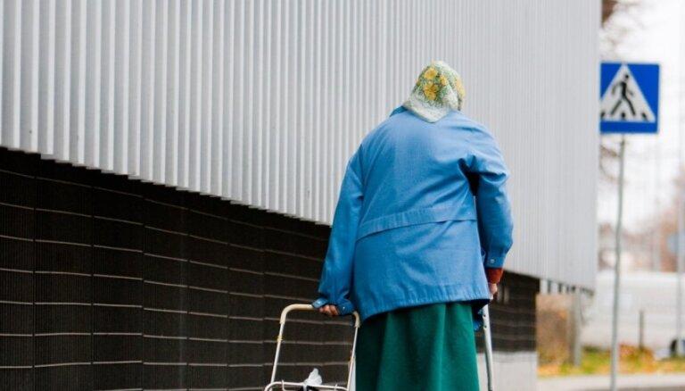 Valdība atbalsta pensionēšanās vecuma pakāpenisku paaugstināšanu jau no 2014.gada