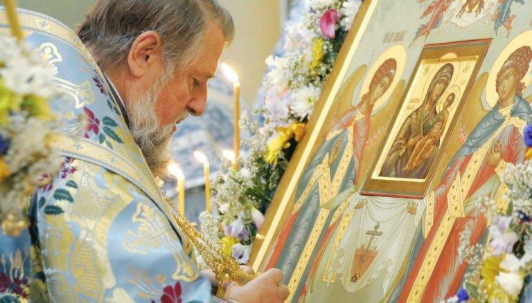 Pareizticīgo Lieldienu dievkalpojumi būs skatāmi televīzijā