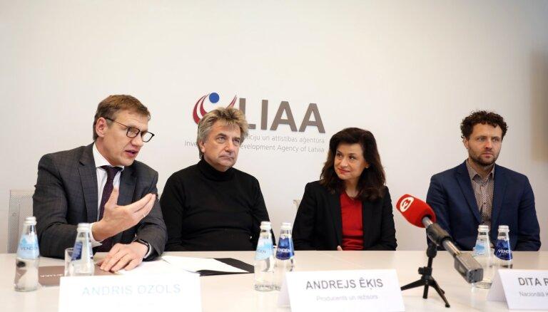 Oktobrī Rīgā notiks Starptautiska Kino konference