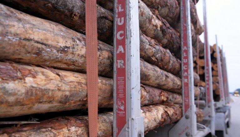 ZM: Nelikumīga mežizstrāde Latvijā nav aktuāla problēma