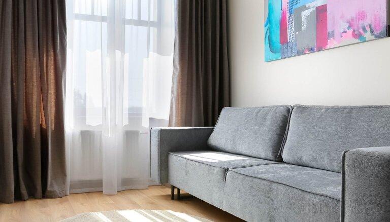 Miera oāze starp dabu un pilsētu 'Ogres apartamentos'