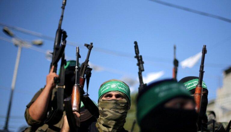 Израиль нанес авиаудары по объектам ХАМАС после обстрела из сектора Газа