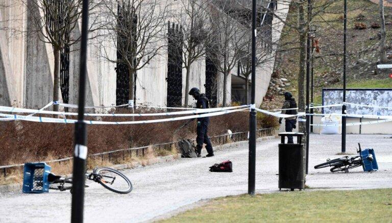 СМИ назвали причину взрыва у метро в пригороде Стокгольма