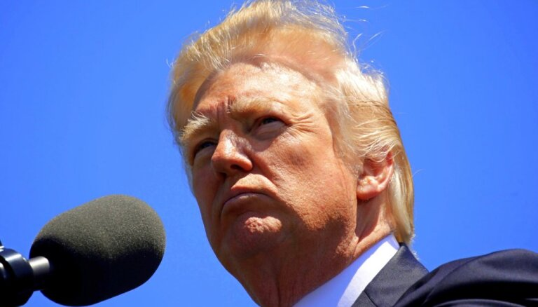 Трамп— первый действующий президент США, посетивший Стену Плача в Иерусалиме