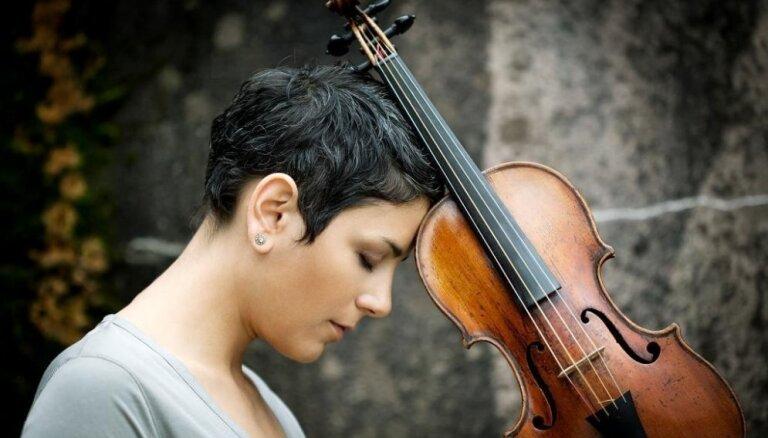 Vijolniece Leila Šaijega 'Concerto grosso' piedāvās baroka laika mūziku