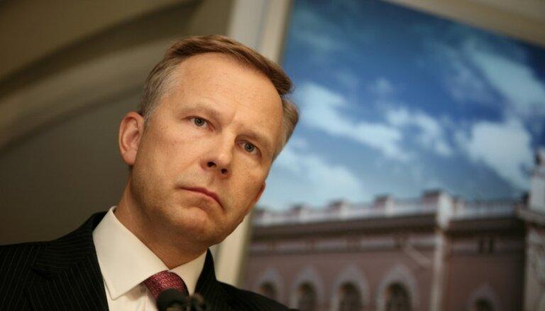 Президент Банка Латвии объяснил, почему снижается объем инвестиций