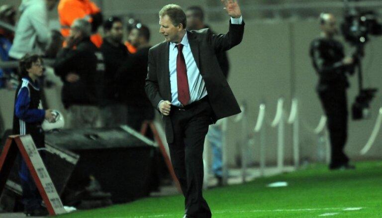 Starkovs nosaukts par 67.labāko futbola treneri pasaulē 21.gadsimtā