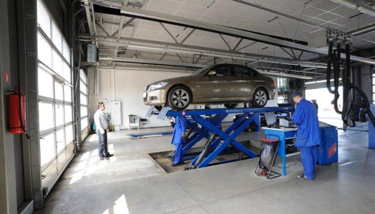 Auto tehniskās apskates tirgu varētu atvērt no 2023. gada, ziņo raidījums