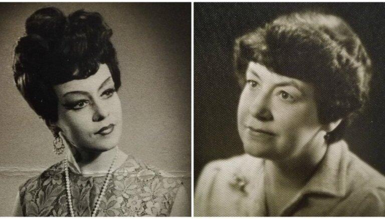 Mūžībā devusies bijusī Rīgas Operetes teātra māksliniece Renāte Šteinberga