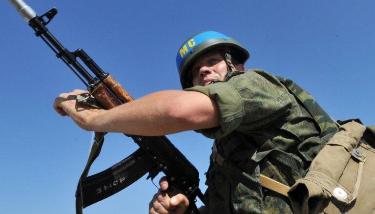 Молдавия хочет вывести российские войска из Приднестровья через Украину
