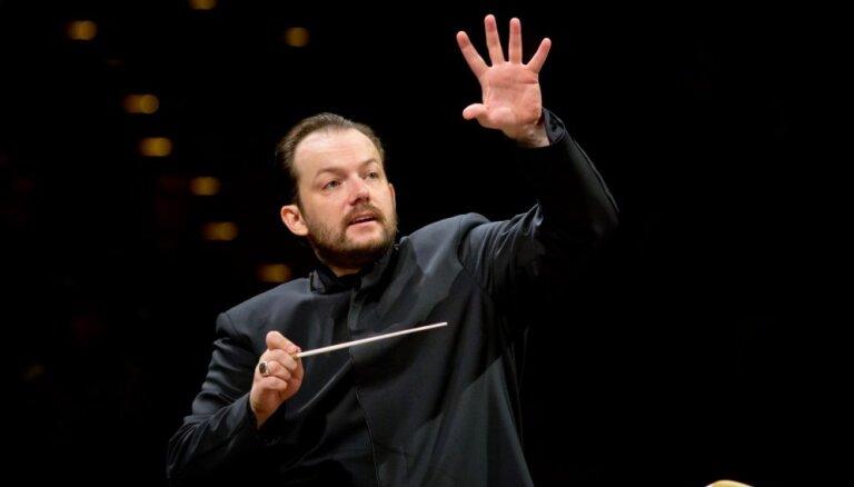 Diriģents Andris Nelsons atkal nominēts 'Grammy' balvai
