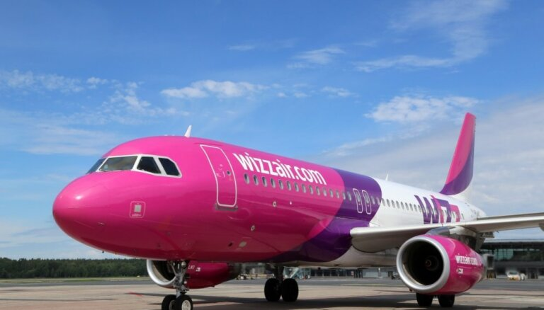 'Wizz Air' izveido pirmo bāzi Krievijā un atklāj piecus jaunus maršrutus
