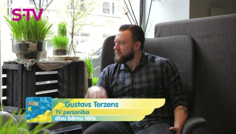 Gustavs Terzens par pusmūža krīzi: mūsdienu vīrišķība ir atbildība