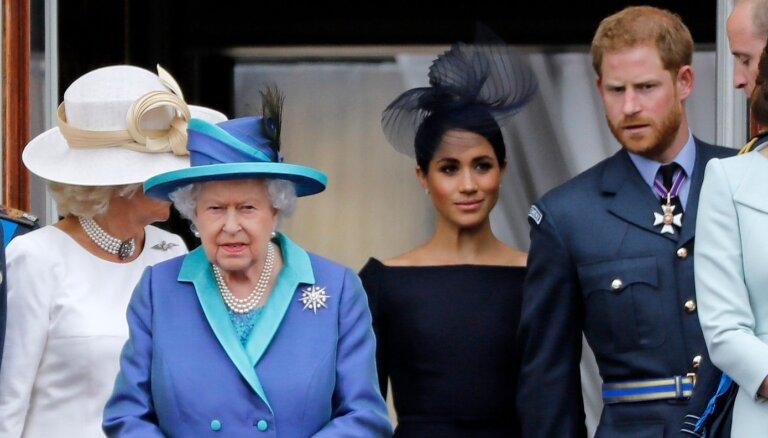 Королева в понедельник обсудит с принцем Гарри его будущее
