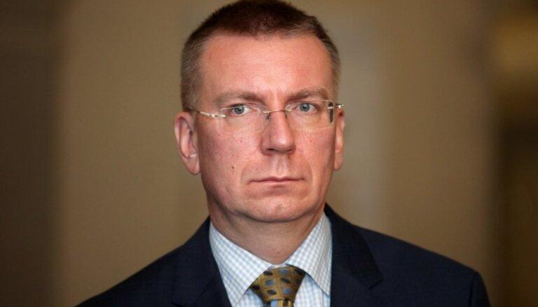 Rinkēvičs Latvijas vārdā izsaka līdzjūtību Pakistānai