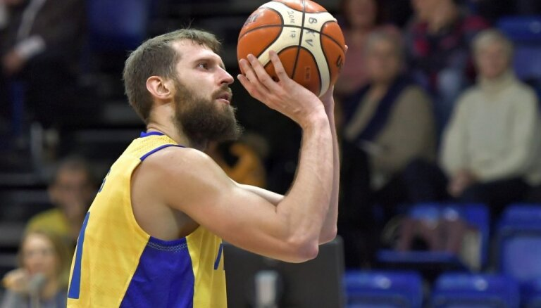 'Ventspils' uzvaru sērija pārtrūkst FIBA Čempionu līgas mačā Klaipēdā