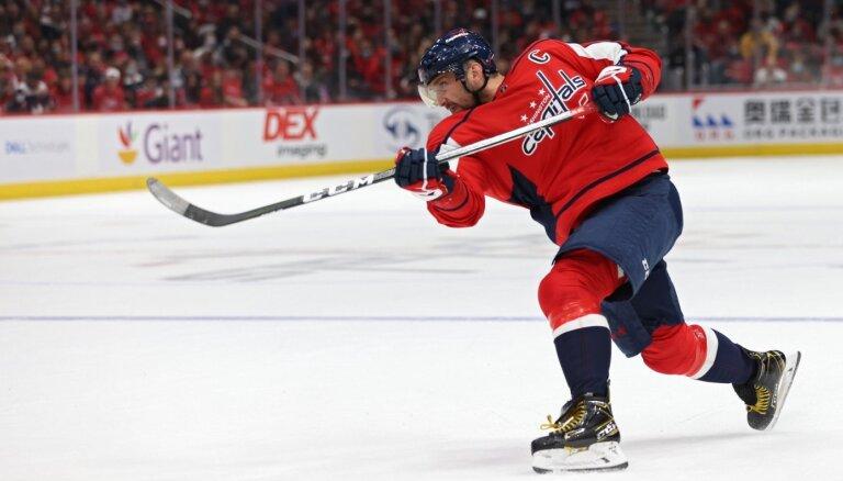 Greckis ir aizsniedzams – Ovečkins un NHL gūto vārtu rekords
