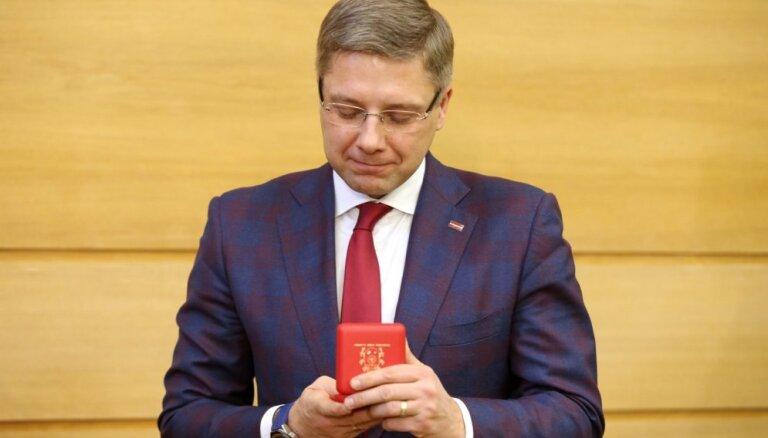 Rīgas domes atlaišanas likumprojekts ir nepamatots NA šovs, vērtē Ušakovs