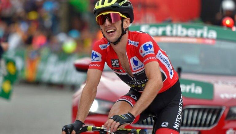 Jeitss kļūst par uzvarētāju prestižajā 'Vuelta a Espana'
