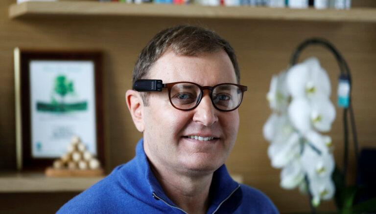 'Delfi' no Izraēlas: Vietējās 'rokzvaigznes' izgudro ausī čukstošas brilles