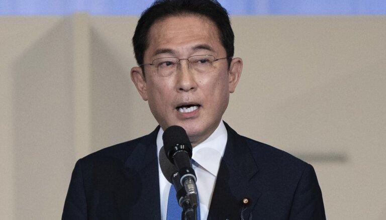В Японии премьер-министром станет бывший глава МИД страны