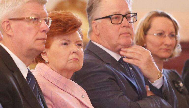 Государство в прошлом году истратило на квартиры и автомашины экс-президентов 172 тысячи евро