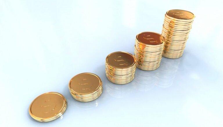 Valsts parāds oktobra beigās - 5,513 miljardi latu