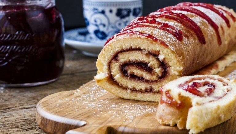 Perfekts olu mīklas biskvīts: divas gatavošanas metodes un idejas izmantošanai