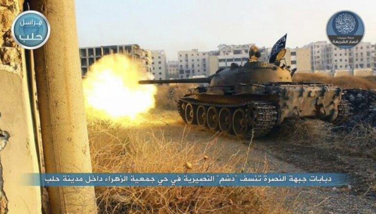 Пентагон: Россия скоро начнет сухопутную операцию в Сирии