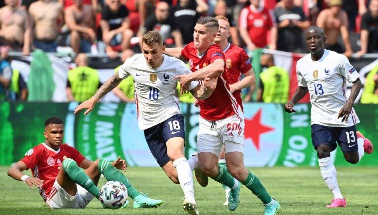"""В """"группе смерти"""" Германия обыграла Португалию, а Венгрия отняла очки у Франции"""