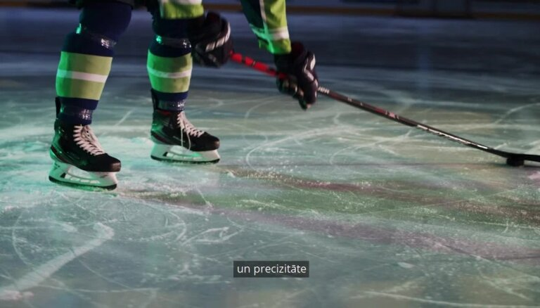 Latvijas hokeja čempionāta promo video