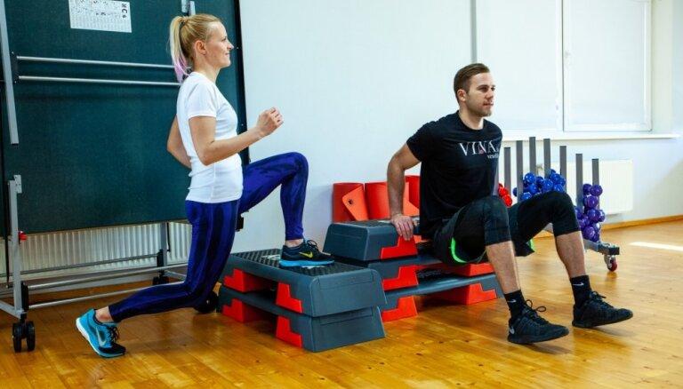Занимаемся дома: пять упражнений, для выполнения которых не нужен специальный инвентарь