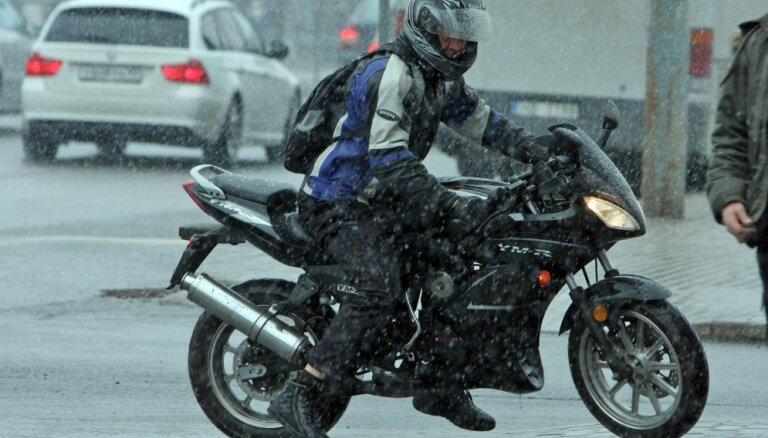 Latvijā 11 mēnešos reģistrē par 8,4% vairāk motociklu un triciklu