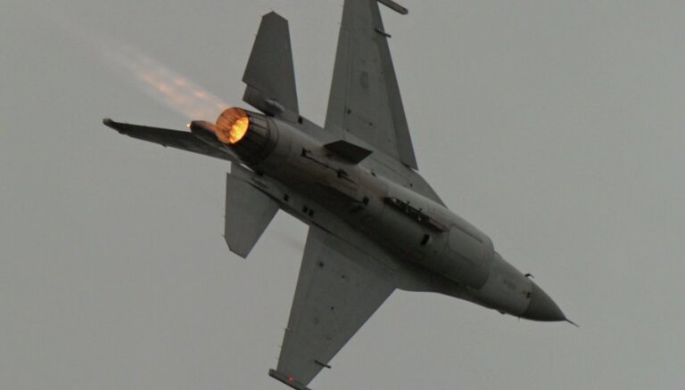 Истребители НАТО обнаружили российский самолет-разведчик около Латвии