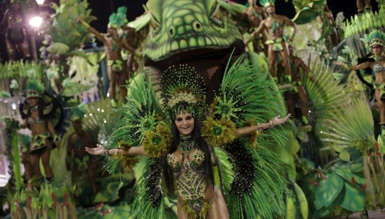 Карнавал в Рио-де-Жанейро отменили из-за коронавируса