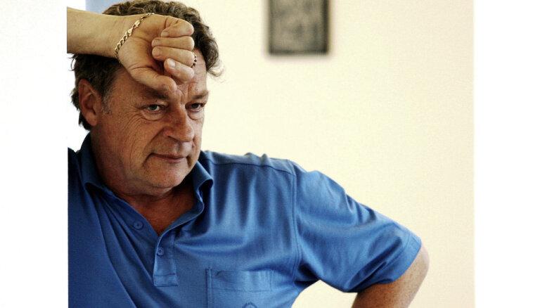 В Риге пройдет юбилейный вечер педагога звезд балета Владимира Пономарева