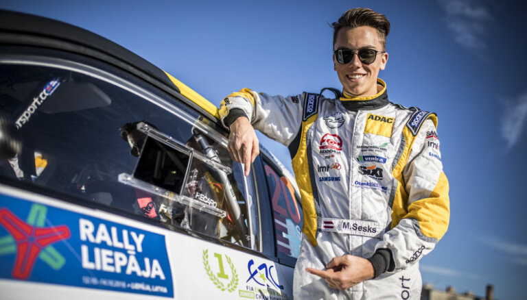 Mārtiņš Sesks nakamajā sezonā startēs pasaules rallija čempionātā JWRC ieskaitē