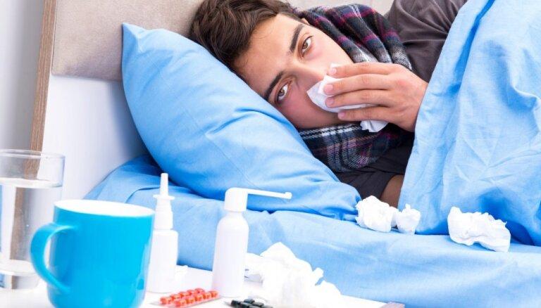 В Латвии объявлена эпидемия гриппа