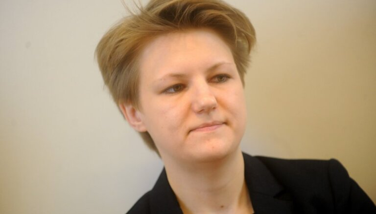 'Delnai' jauna direktore – Liene Gātere