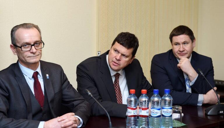 Ogres mērs Helmanis kļūs par partijas biedra Gerharda padomnieku