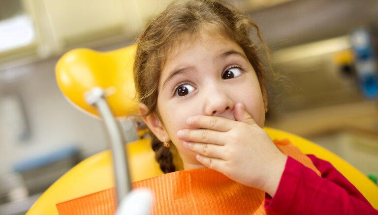 Zemo tarifu dēļ zobārsti atsakoties slēgt līgumu ar valsti par pakalpojumiem bērniem