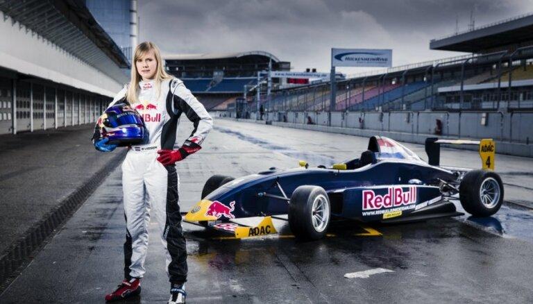 'Red Bull' jauniešu programmai pievienojas 18 gadus veca holandiete