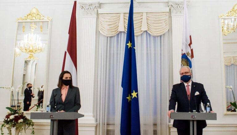 Тихановская обсудила с президентом Латвии санкции против Лукашенко