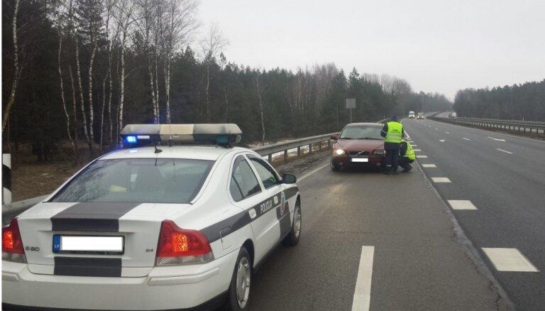 Likumsargi pastiprināti vērsīsies pret pārgalvīgajiem šoferiem